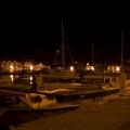 Chorwacja nocą
