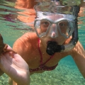 Snorkowanie z ośmiorniczką